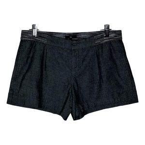FREE with Purchase GAP Gray Chambray Stretch Short